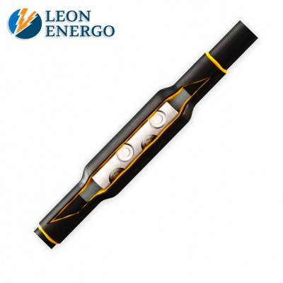 1ПСт  Соединительные муфты для одно жильного кабеля с пластмассовой изоляцией (без брони)