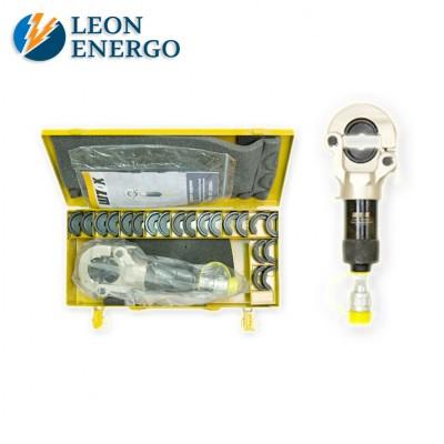 Пресс гидравлический ПГ-300М +  ШТОК модульный для опрессовки кабельных наконечников и гильз сечениями 16-300 мм. кв.