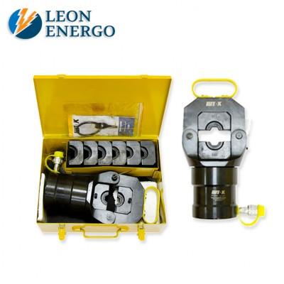 Головка-Пресс гидравлический ПГ-630+ ШТОК для опрессовки наконечников 150-630 кв.мм и аппаратных зажимов 150-400 кв.мм
