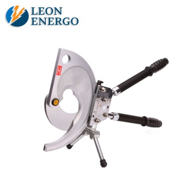Ножницы секторные для резки силовых бронированных кабелей НС-120 КВТ