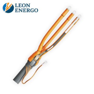 3ПКВ(Н)т 10-20 Концевая муфта для 3-х жильного кабеля с пластмассовой изоляцией на напряжение 10-20кВ
