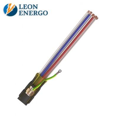 ККТ Концевая муфта для контрольных кабелей с пластмассовой изоляцией до 1кВ (без брони/ с броней)